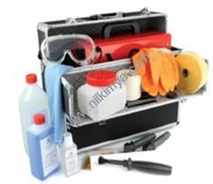 Fırçalı Kaynak Temizleme ve Markalama Kai Greising Clean Marker Brush