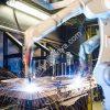 E-WELD ROB Otomatik kaynak robotlarında, torca çapak yapışmasını önler ve torcun temiz kalmasını sağlar.